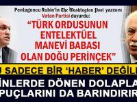 Pentagoncu Rubun, Aydınlık, Türk Ordusu, NATO...