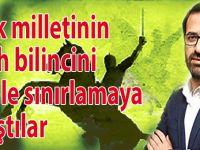 Kurtuluş Tayiz: Türk milletinin tarih bilincini dünle sınırlamaya çalıştılar!