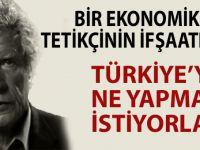 Bir ekonomik tetikçinin ifşaatları; Hedef Türkiye!