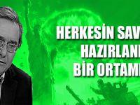 Ardan Zentürk; Herkesin savaşa hazırlandığı bir ortamda...