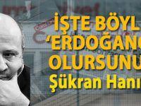 Salih Tuna; İşte böyle 'Erdoğancı' olursunuz Şükran Hanım!