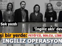 """Şükrü Sak yazdı; """"İngiliz aklı"""" devrede, Türkiye'ye yeniden """"demokrasi"""" getireceklermiş!"""