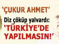 """Fuat Uğur: """"Çukur Ahmet Alman ırkçılarının değirmenine böyle su taşıdı!"""""""