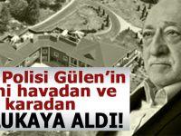ABD polisi Fetullah Gülen'in evini ablukaya aldı..