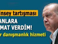 Başkan Erdoğan'dan McKinsey talimâtı!