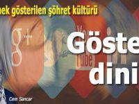 Cem Sancar: Gösteri dini...