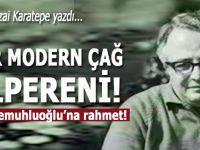 Tarık Sezai Karatepe yazdı; Bir modern çağ Alpereni; Fethi Gemuhluoğlu...
