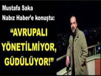 Gazeteci M. Saka Nabız Haber`e konuştu