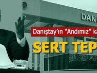 Bekir Bozdağ'dan, Danıştay'ın 'Öğrenci Andı' kararına sert tepki!