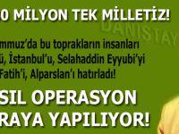 Ufuk Coşkun: Allah, tarihin bu evresinde Türkiye'ye yeniden bir yol tayin etti!