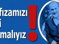 Haşmet Babaoğlu: Hafızamızı diri tutalım!