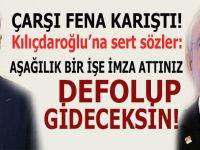 """CHP'li Öztürk Yılmaz'dan Kılıçdaroğlu'na: """"Sıkıyorsa at bakalım beni buradan, istifa etmiyorum!"""""""