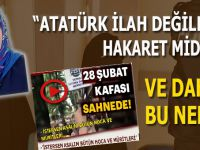"""Hilal Kaplan: """"Atatürk ilah değildir"""" demek hakaret midir?"""