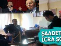 Saadet Partisi'ne icra şoku, Karamollaoğlu tahliye kararı ile ilgili konuştu!