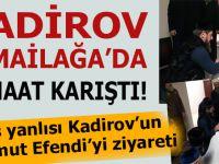Rus yanlısı Kadirov'un Mahmud Efendi'yi ziyareti cemaati karıştırdı!