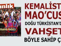 """Çin, Doğu Türkistan'daki vahşete Türkiye'den tepki gelmesine şaşırmış; """"Biz Atatürk'ü örnek alıyoruz..."""""""