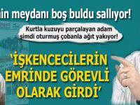 """Ersoy Dede: """"Emin Efendi, hikaye yazmayı bırak, o cezaevine seni kim hangi vazifeyle yolladı onu anlat!"""""""