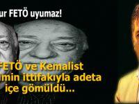 """Ufuk Coşkun: """"Türkiye FETÖ ve Kemalist kesimlerin ittifakıyla adeta içine gömülmüştü!"""""""