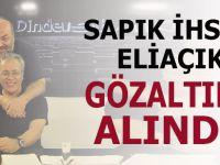 İhsan Eliaçık isimli sapık gözaltına alındı!