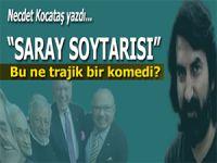 Necdet Kocataş yazdı; Saray soytarısı...