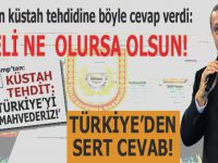 Türkiye'den ABD'ye sert cevab; Bedeli ne olursa olsun!