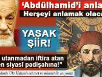 Vefatının 101. yılında Ulu Hakan Abdülhamid Han'ı rahmet ve minnet ile anıyoruz!
