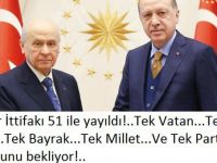 Türk Millet'inin AK-Parti ve MHP'den beklentisi