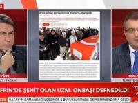 TGRT'de Medya Kritik programını yapan Cem Küçük ve Fuat Uğur, gazeteci Şükrü Sak'a verilen ceza hakkında konuştular.