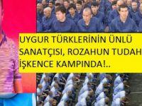 Doğu Türkistanlı ünlü bir sanatçı daha toplama kampında