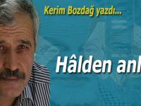 Kerim Bozdağ yazdı; Bizim içimizde dönüştürücü bir alevin her zaman yanması lazım!