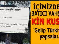 """İçimizdeki Batıcılar kin kustu; """"Cuma günü Türkiye'de de yapsalar..."""""""