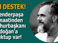 İskenderpaşa Cemaatinden Erdoğan'a tam destek!
