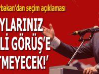 """Fatih Erbakan: """"Saadet'e atılan oylar Milli Görüş'e gitmeyecek!"""""""