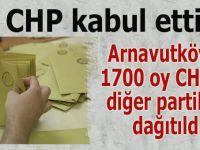 CHP Kabul etti; Binali Yıldırım'ın 1700 oyunu alıp kendilerine ve başka partilere dağıtmışlar!