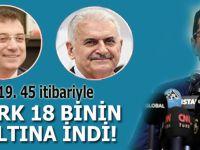 İstanbul'da geçersiz oyların sayımında son durum!