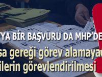 YSK'ya bir başvuru da MHP'den; Maltepe'deki seçimler yenilensin!
