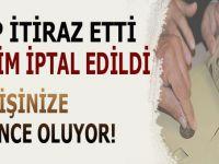 İşinize geldiğinde oluyor; CHP itiraz etti, seçim iptal edildi!