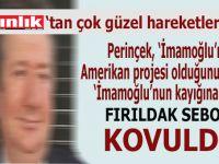 """Dümeni """"İmamoğlu""""na doğru kırınca, kovuldu! Bahanesi de """"Erdoğan"""" oldu!"""