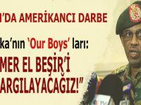 """Sudan'da, ABD'nin """"bizim oğlanları""""; Askeri Geçiş Konseyi kurdular, Türkiye'deki darbelerde olduğu gibi!"""