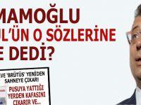 İmamoğlu, Abdullah Gül'ün o sözlerine ne dedi?