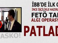 """İmamoğlu'nun ilk gün kurguladığı """"algı operasyonu"""" fiyasko ile sonuçlandı!"""