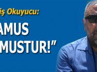 Memiş Okuyucu: Ortak Hafızamız Türkçe: 'Kamus Namusdur!'
