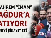 """Namahrem """"imam"""" mağdura yatıyor; Türkiye'yi şikâyet etti!"""