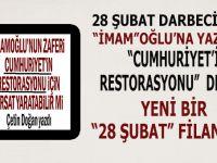 """28 Şubat darbecisi İmamoğlu'na yazıldı; """"Cumhuriyet'i restore"""" etme hevesine kapıldı!"""