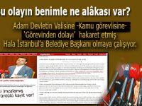 """İmamoğlu'nun """"hakaretleri"""" polis tutanağında!"""