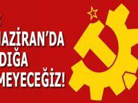 """Türkiye Komünist Partisi: """"Sandığa gitmeme kararı aldık!"""""""