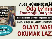 """Şükrü Sak yazdı; Oda TV'den zamanlaması çok manidâr hamle; """"Konuş Cübbeli Ahmet hocam!.."""""""