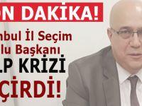 Son dakika: İstanbul İl Seçim Kurulu Başkanı kalp krizi geçirdi!