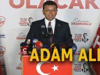İstanbul Belediye Başkanlığını kazanan İmamoğlu konuştu!
