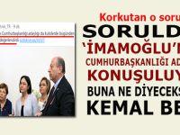 """Kılıçdaroğlu, """"İmamoğlu'nun Cumhurbaşkanlığı adaylığı konuşuluyor, ne dersiniz?"""" sorusunu cevabladı!"""